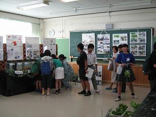 生物生産科_学科展